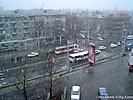 Перекресток улиц Советской и Боконбаева