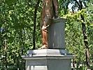 Памятник Насирдину Исанову
